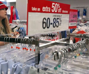 Retail Sales up but Credit Card Balances Down