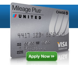 United Mileage Plus Signature Visa