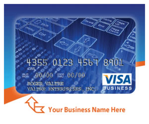 Small Business Micro Loan Visa Card