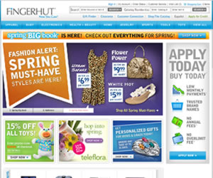The Fingerhut Store Card