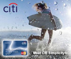 The Citi Simplicity: Credit, Uncomplicated