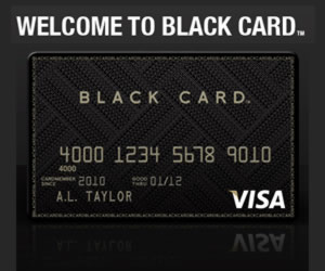Visa Black Card: Exclusive and Worth It