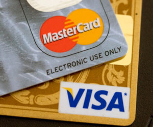 The Differences in Visa and MasterCard?