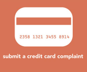 Public Credit Card Complaint Database
