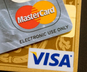 Visa, MasterCard: Contests and Sweepstakes