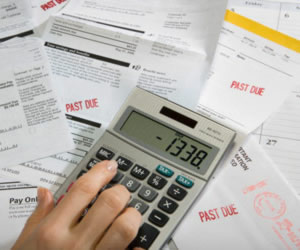 Debt Collection Credit Cards