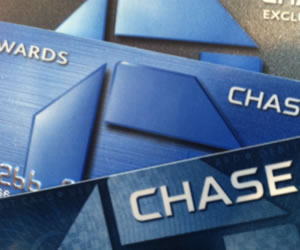 Look at Chase Credit Cards