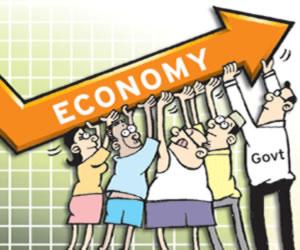 "Stimulus Efforts ""On Course"""