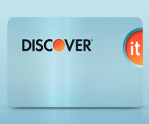 "Discover ""It"" credit card"