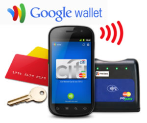 Google Wallet Virtual Card