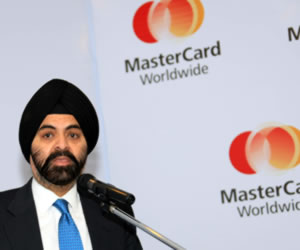 Ajay Banga - MasterCard