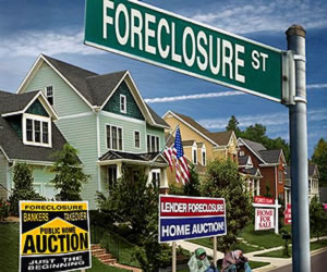 Foreclosure Rising